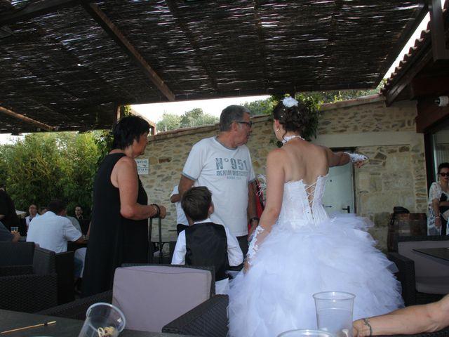 Le mariage de Romuald et Virginie à Clarensac, Gard 207