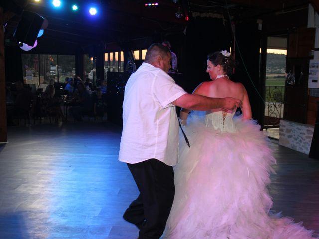 Le mariage de Romuald et Virginie à Clarensac, Gard 253