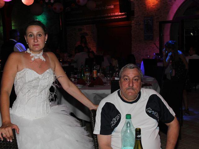 Le mariage de Romuald et Virginie à Clarensac, Gard 310