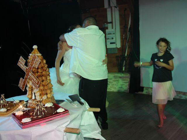 Le mariage de Romuald et Virginie à Clarensac, Gard 332