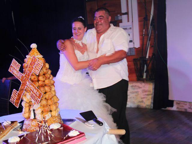 Le mariage de Romuald et Virginie à Clarensac, Gard 334