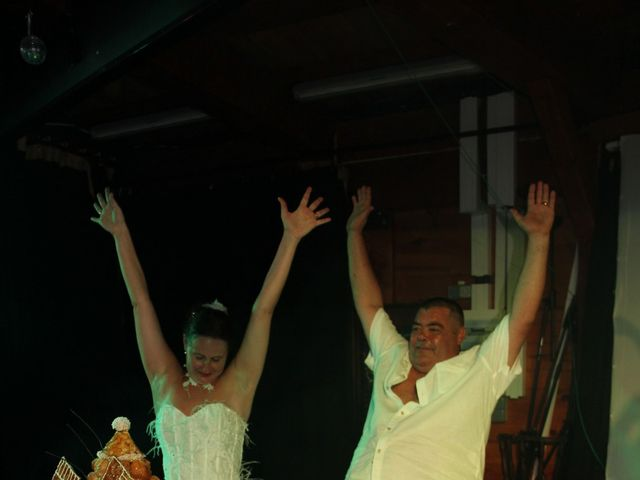 Le mariage de Romuald et Virginie à Clarensac, Gard 337