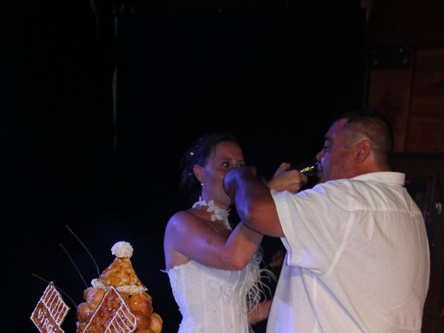 Le mariage de Romuald et Virginie à Clarensac, Gard 340