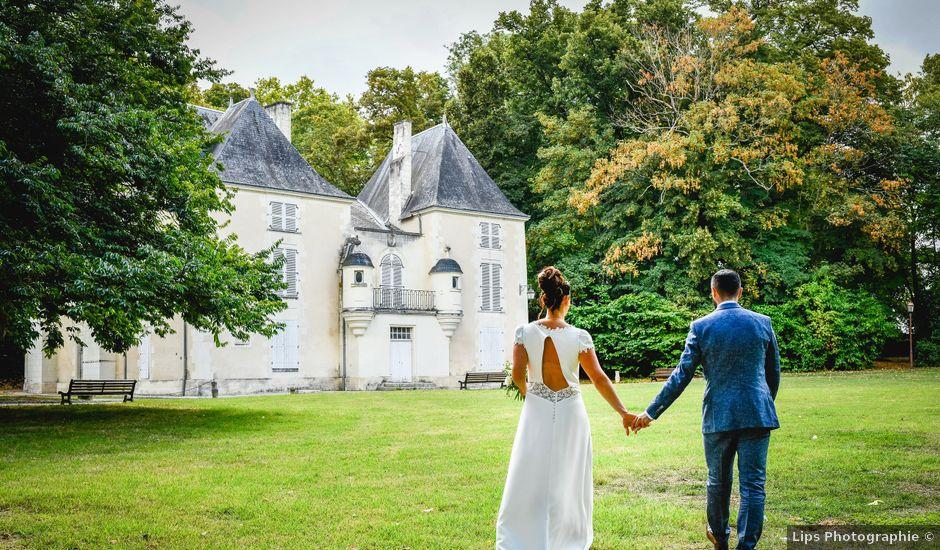 Le mariage de Thomas et Marion à Châtellerault, Vienne