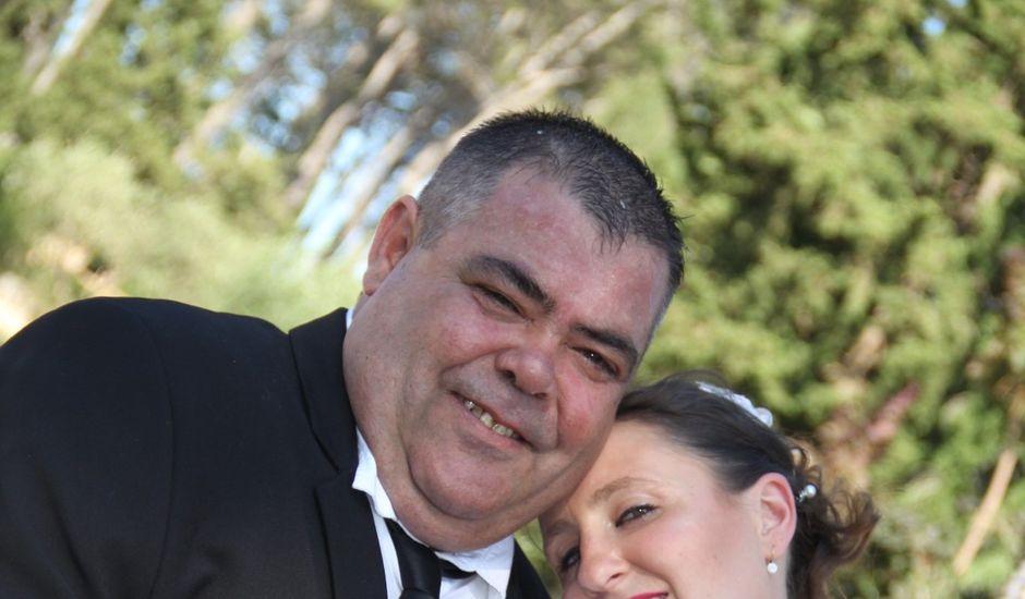 Le mariage de Romuald et Virginie à Clarensac, Gard