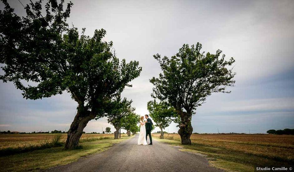 Le mariage de Raphael et Julie à Montpellier, Hérault