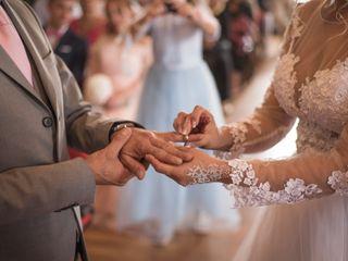 Le mariage de Lily et Morgan 1