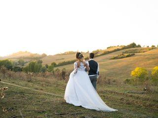 Le mariage de Lily et Morgan