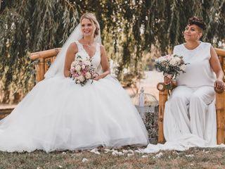 Le mariage de Aurore et Aurélia