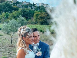 Le mariage de Laura et  Eddie 1