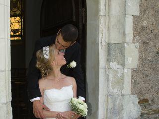 Le mariage de Adeline et Benoît 1