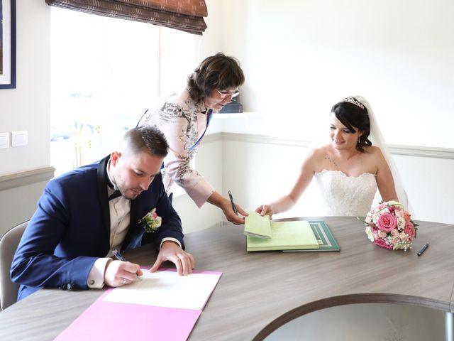 Le mariage de Jeremy et Celia à Grisy-Suisnes, Seine-et-Marne 12