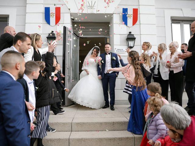 Le mariage de Jeremy et Celia à Grisy-Suisnes, Seine-et-Marne 13