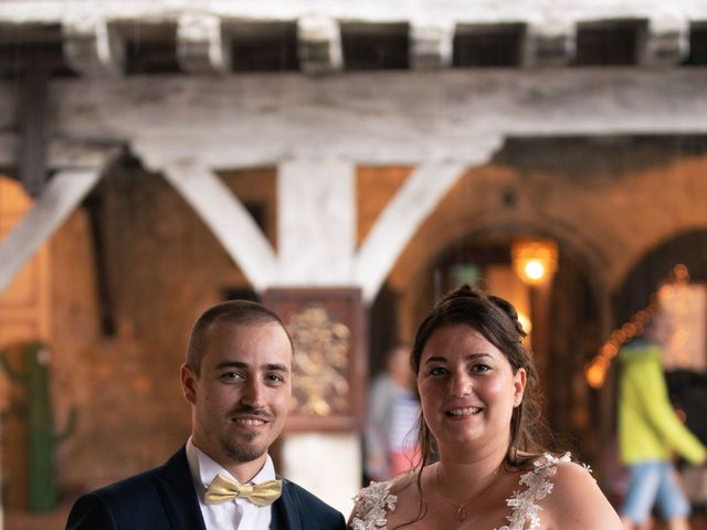 Le mariage de Xavier et Pauline à Mirepoix, Ariège 9