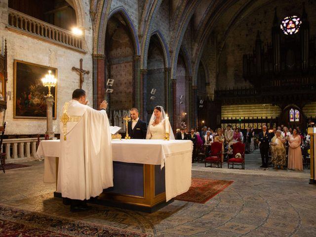 Le mariage de Xavier et Pauline à Mirepoix, Ariège 13