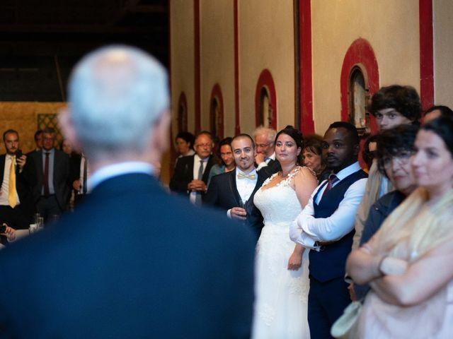 Le mariage de Xavier et Pauline à Mirepoix, Ariège 15