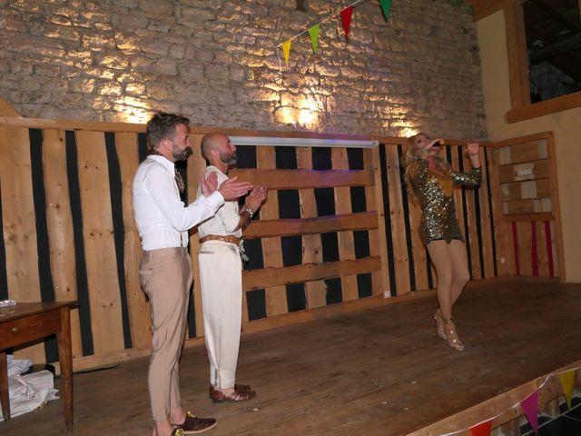 Le mariage de Grégory et Franck à Vollore-Montagne, Puy-de-Dôme 1
