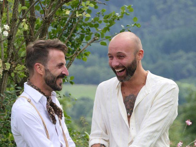 Le mariage de Grégory et Franck à Vollore-Montagne, Puy-de-Dôme 3