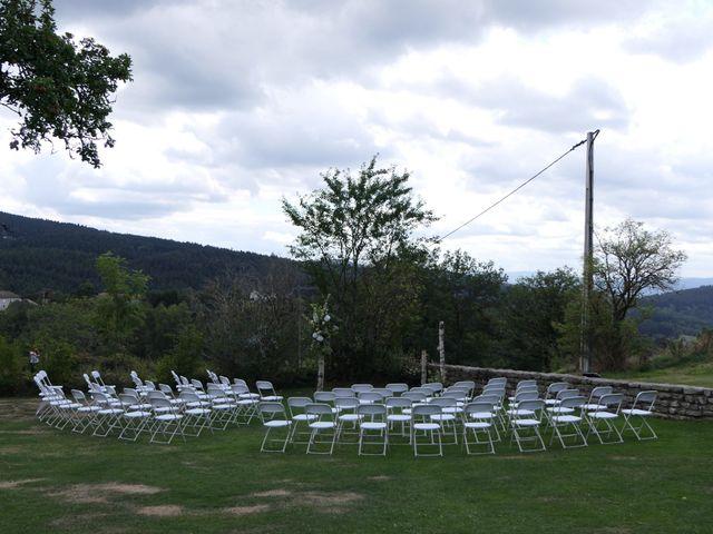 Le mariage de Grégory et Franck à Vollore-Montagne, Puy-de-Dôme 9