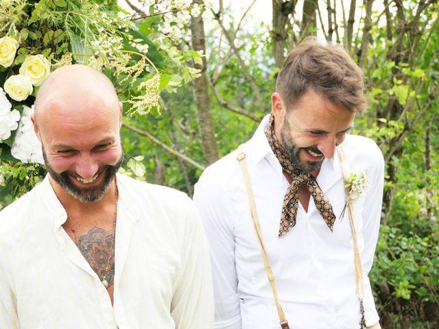 Le mariage de Franck et Grégory