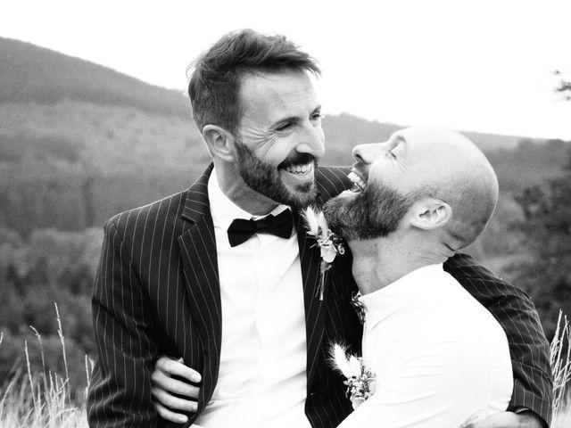 Le mariage de Grégory et Franck à Vollore-Montagne, Puy-de-Dôme 17