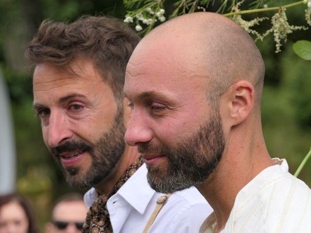 Le mariage de Grégory et Franck à Vollore-Montagne, Puy-de-Dôme 21
