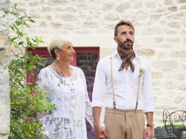 Le mariage de Grégory et Franck à Vollore-Montagne, Puy-de-Dôme 23