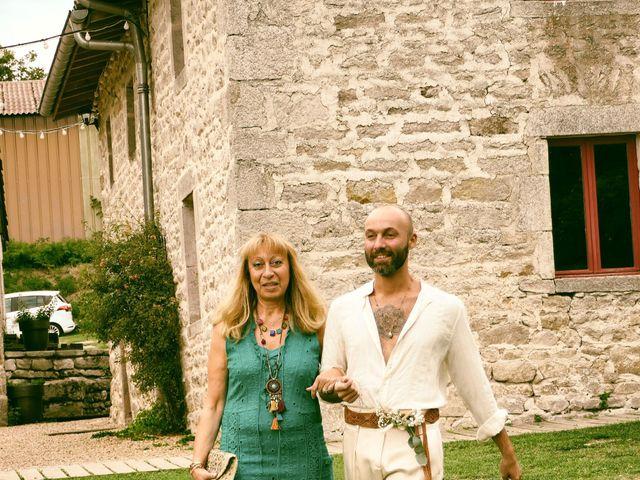 Le mariage de Grégory et Franck à Vollore-Montagne, Puy-de-Dôme 24