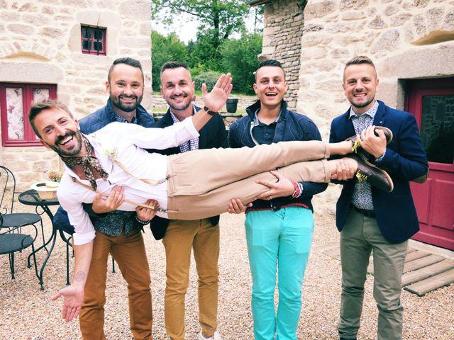 Le mariage de Grégory et Franck à Vollore-Montagne, Puy-de-Dôme 26