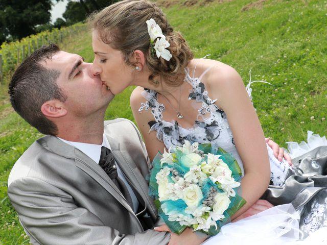 Le mariage de Nicolas et Charlène à La Merlatière, Vendée 2