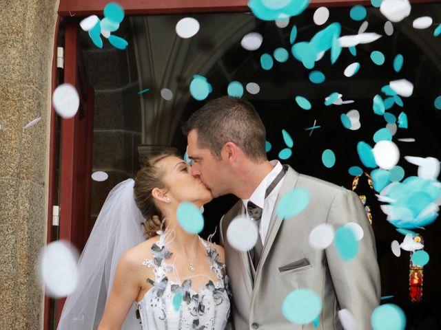 Le mariage de Nicolas et Charlène à La Merlatière, Vendée 4