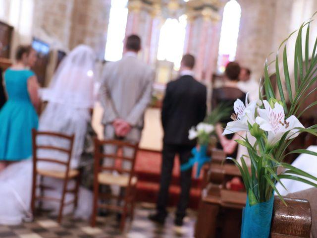 Le mariage de Nicolas et Charlène à La Merlatière, Vendée 5