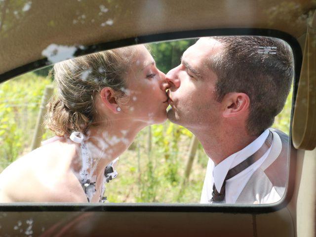Le mariage de Nicolas et Charlène à La Merlatière, Vendée 9