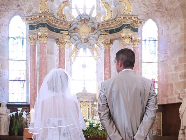 Le mariage de Nicolas et Charlène à La Merlatière, Vendée 13