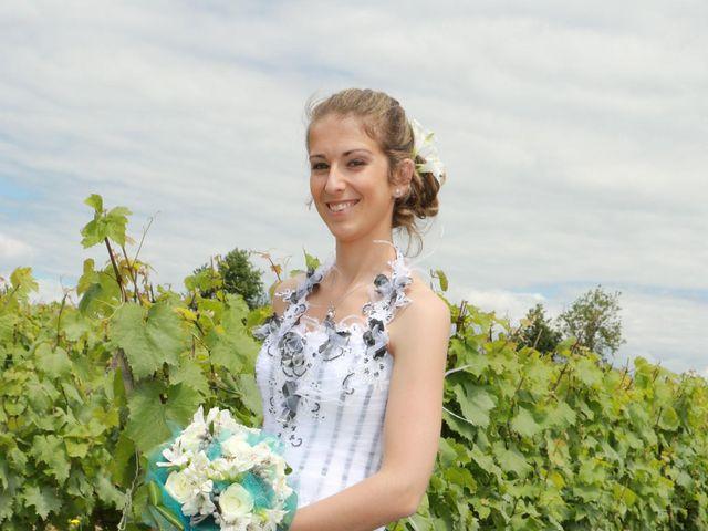 Le mariage de Nicolas et Charlène à La Merlatière, Vendée 15