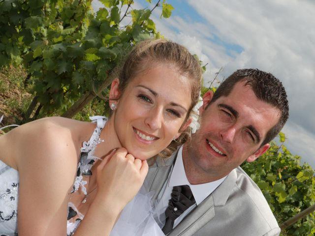 Le mariage de Nicolas et Charlène à La Merlatière, Vendée 16