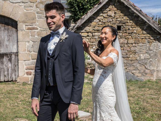 Le mariage de Guillaume et Angela à Saint-Augustin, Corrèze 9