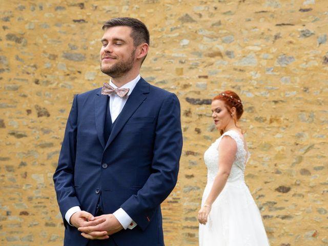 Le mariage de Cédric et Claire à Maxent, Ille et Vilaine 4
