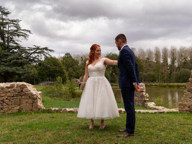 Le mariage de Cédric et Claire à Maxent, Ille et Vilaine 5