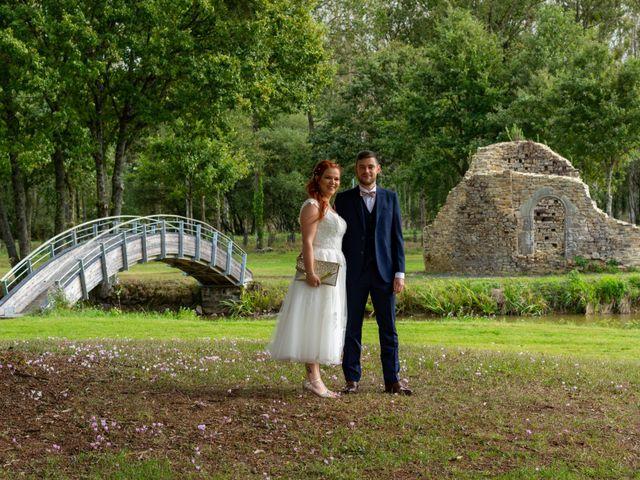 Le mariage de Cédric et Claire à Maxent, Ille et Vilaine 6