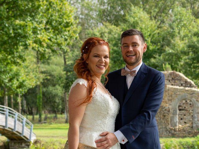 Le mariage de Cédric et Claire à Maxent, Ille et Vilaine 7