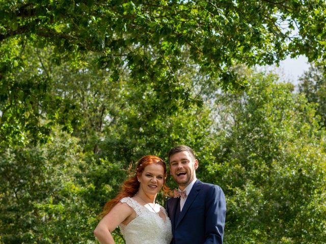 Le mariage de Cédric et Claire à Maxent, Ille et Vilaine 8