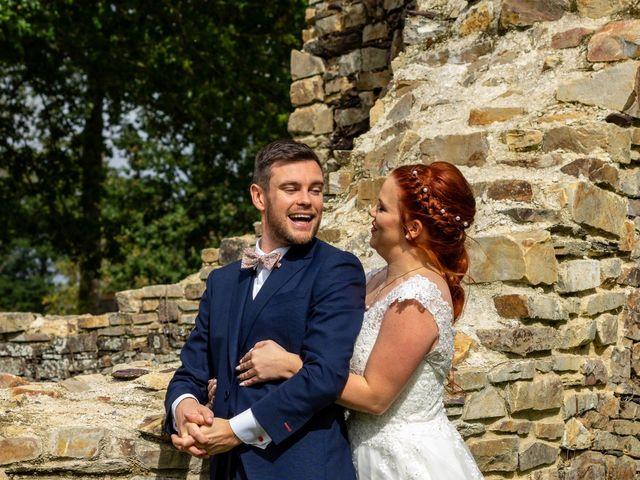 Le mariage de Cédric et Claire à Maxent, Ille et Vilaine 9