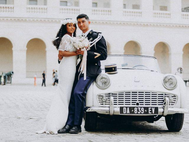 Le mariage de Robin et Schirley