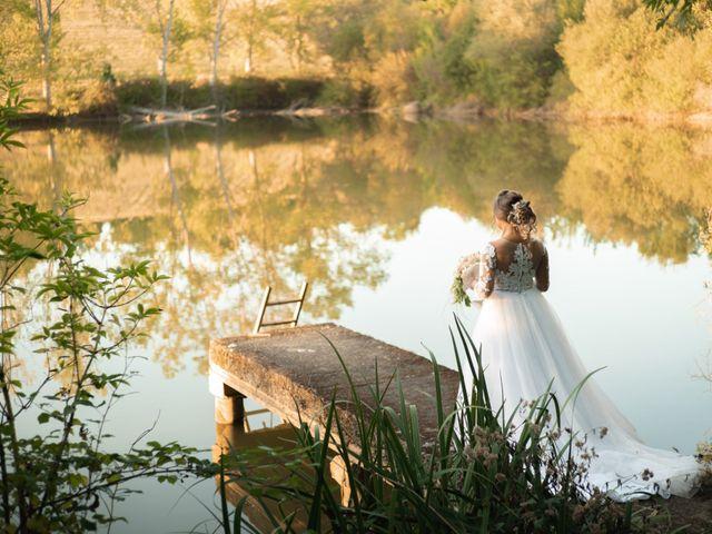 Le mariage de Morgan et Lily à Saint-Lizier-du-Planté , Gers 4