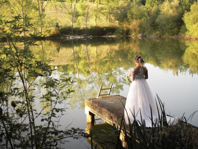 Le mariage de Morgan et Lily à Saint-Lizier-du-Planté , Gers 5