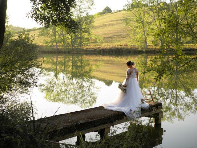 Le mariage de Morgan et Lily à Saint-Lizier-du-Planté , Gers 2