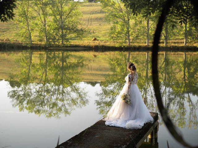 Le mariage de Morgan et Lily à Saint-Lizier-du-Planté , Gers 6