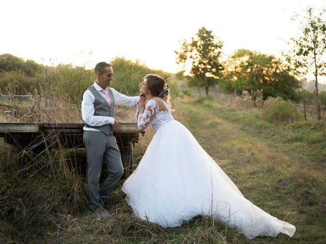 Le mariage de Morgan et Lily à Saint-Lizier-du-Planté , Gers 8