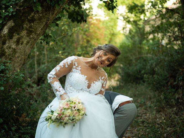 Le mariage de Morgan et Lily à Saint-Lizier-du-Planté , Gers 3